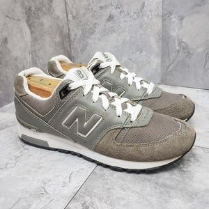 NEW BALANCE 578 WOMEN'S SNEAKERS SIZE 7.5 GRAY